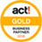 Act! Gold partner