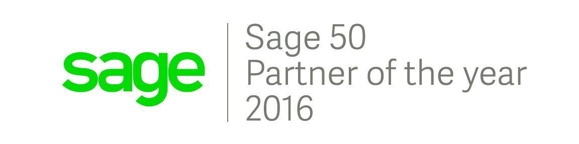 Sage 50 Partner of the Year 2016