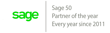 Sage 50 Partner of the Year