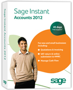 Sage Instant Accounts Support