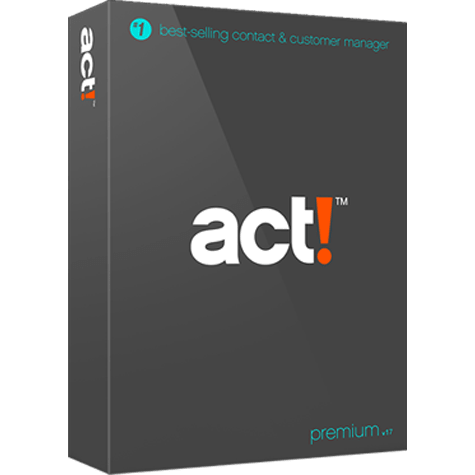Buy Swiftpage Act! Premium Annual Subscription (monthly payments)