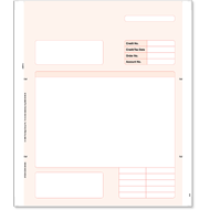 Sage 50 Credit Notes Stationery