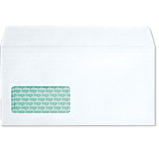 Sage Window Envelopes