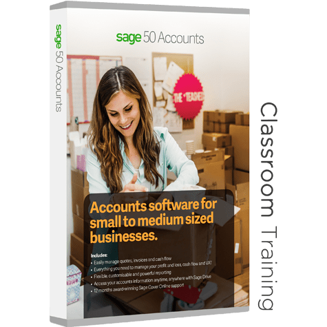 Sage 50 Accounts Classroom Training