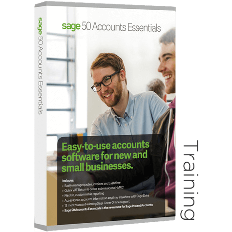 Sage 50 Accounts Essentials Training