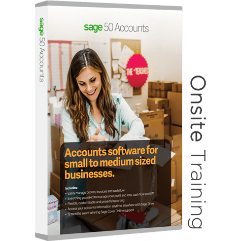Sage 50 Accounts Onsite Training
