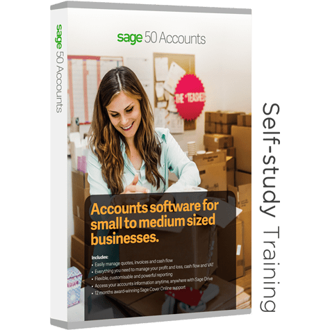 Sage 50 Accounts<br/>Workbooks