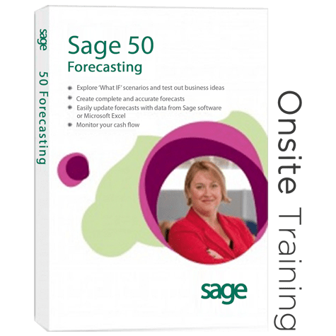 Sage 50 Forecasting Onsite Training
